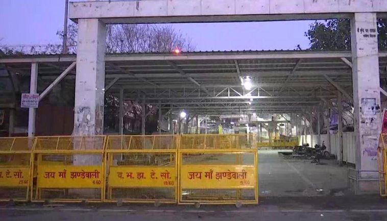Unlock 1 Jhandewalan Temple Gears Up For Reopening Only Asymptomatic Devotees Allowed