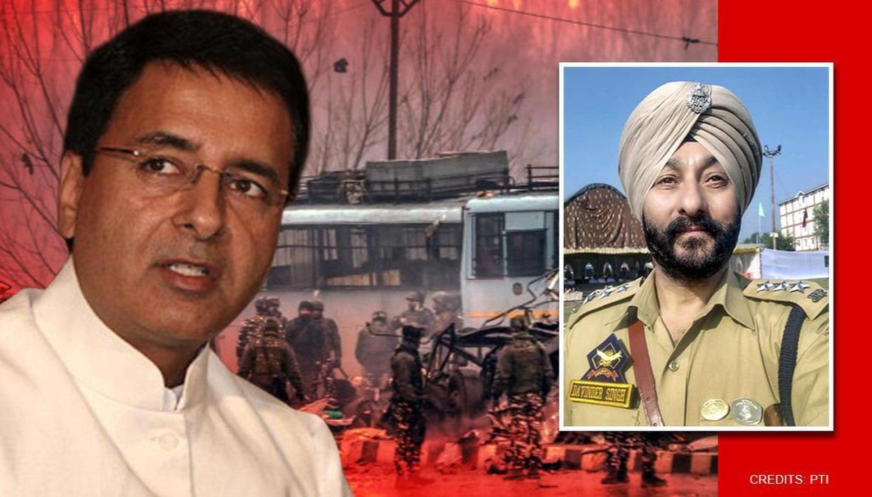 Congress eyes conspiracy in DySP Davinder Singh's arrest, calls explanations 'hogwash' - Republic World