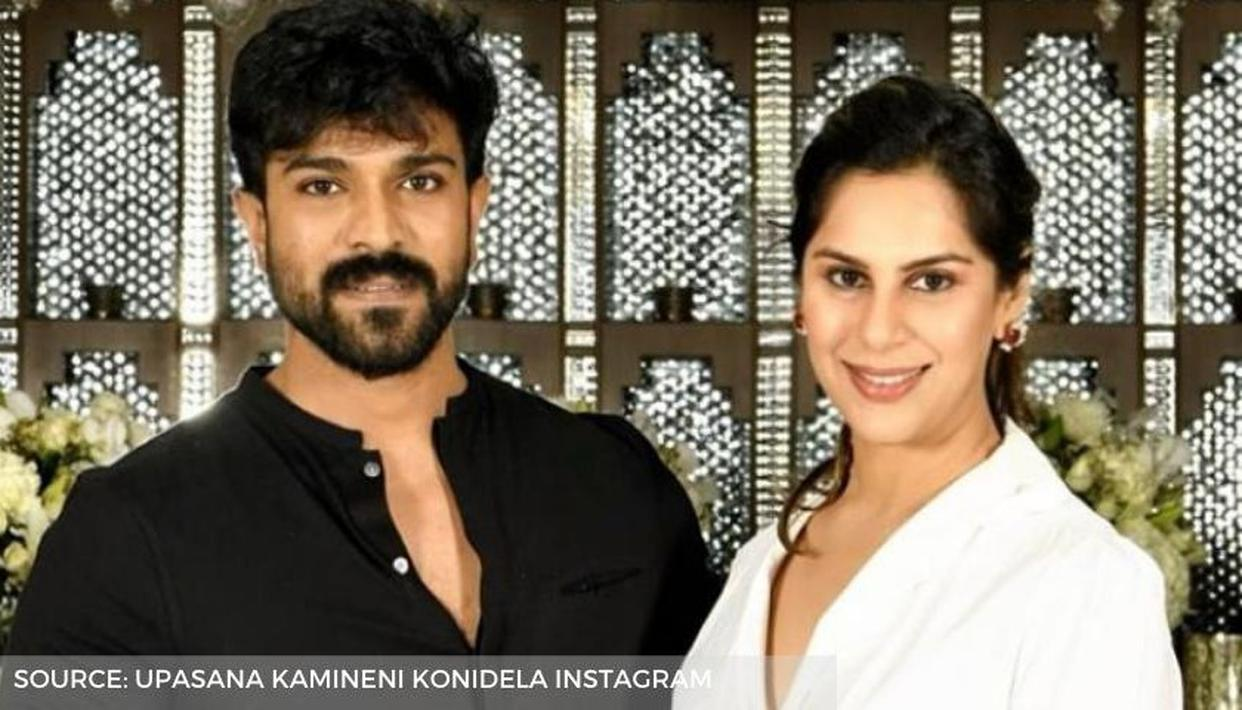 Ram Charan's wife Upasana shares pic of star heading back to gym, asks 'how about you' - Republic World