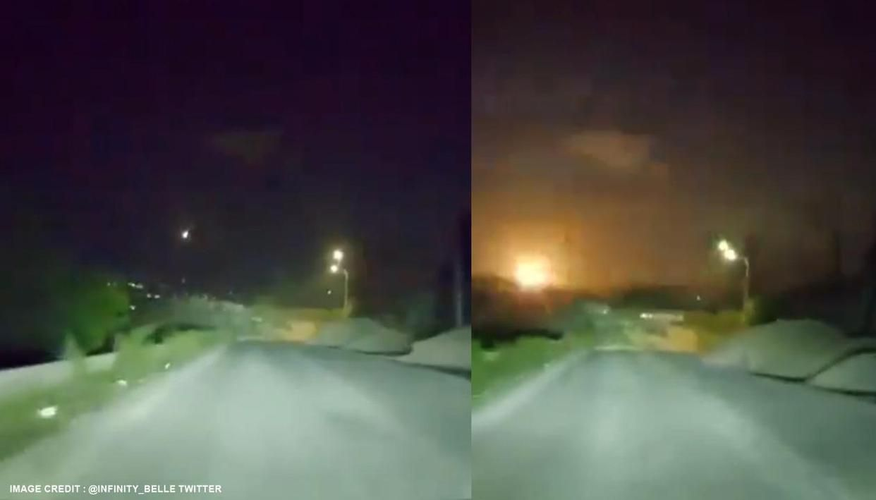 Meteor streaks over Cuba, briefly illuminates skies and causes explosion: Watch - Republic TV
