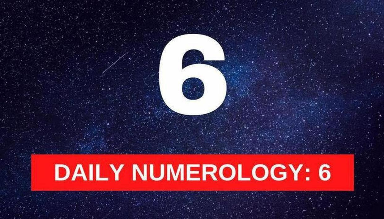 numerology based on day of birth 6 february