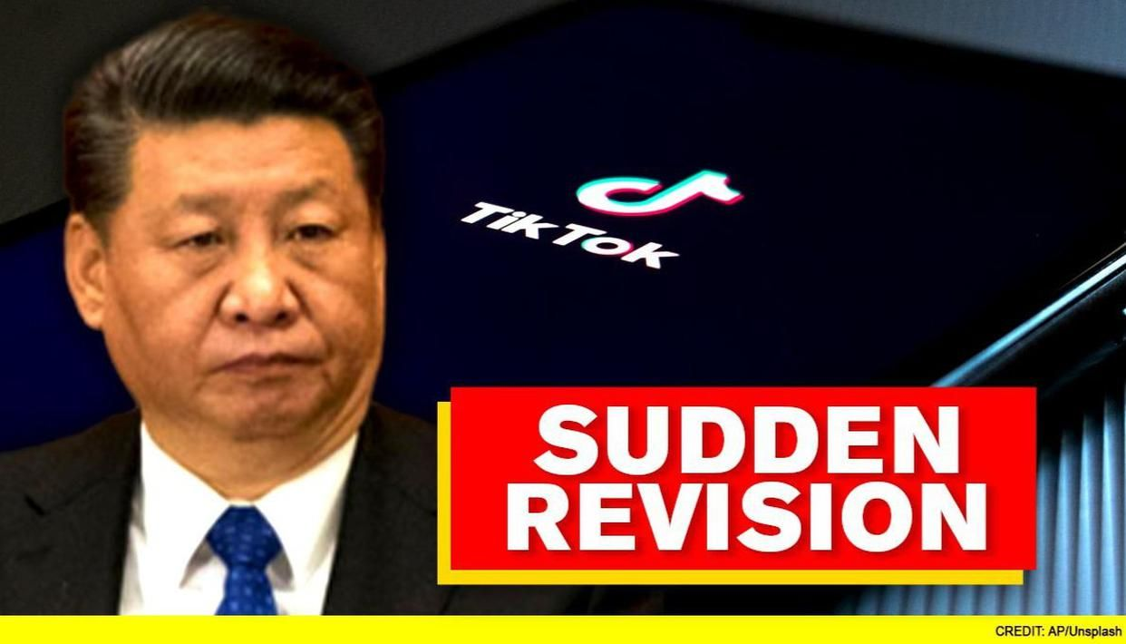 China revises tech export restrictions, could allow country to interfere in TikTok deal - Republic World