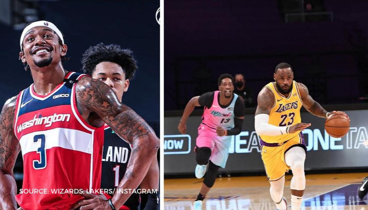Wizards vs Lakers live stream: How to watch NBA live, TV channel, h2h and  Prediction