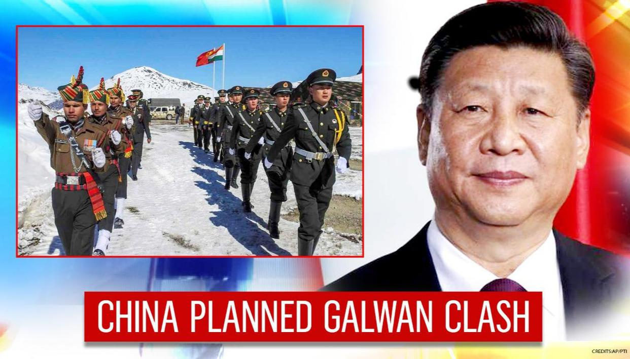 Chinese government planned Galwan valley clashes with India, key panel tells US Congress