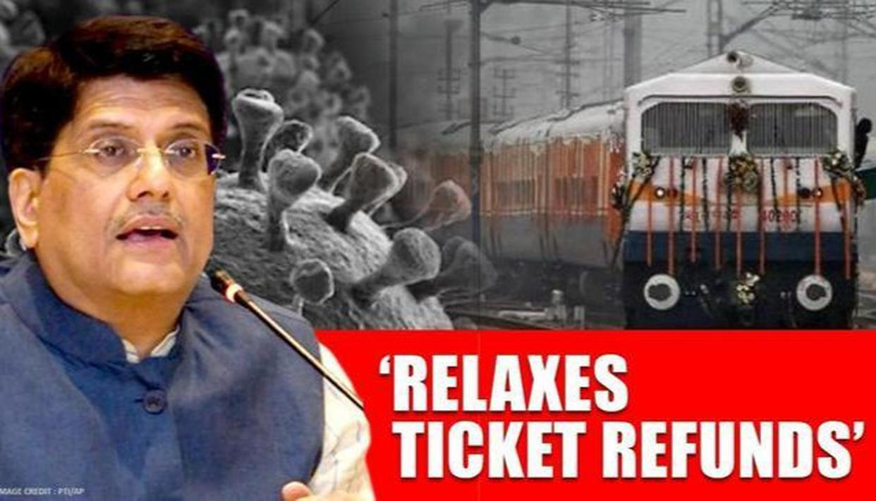 Railways extends duration of cancelled ticket refund to 3 months
