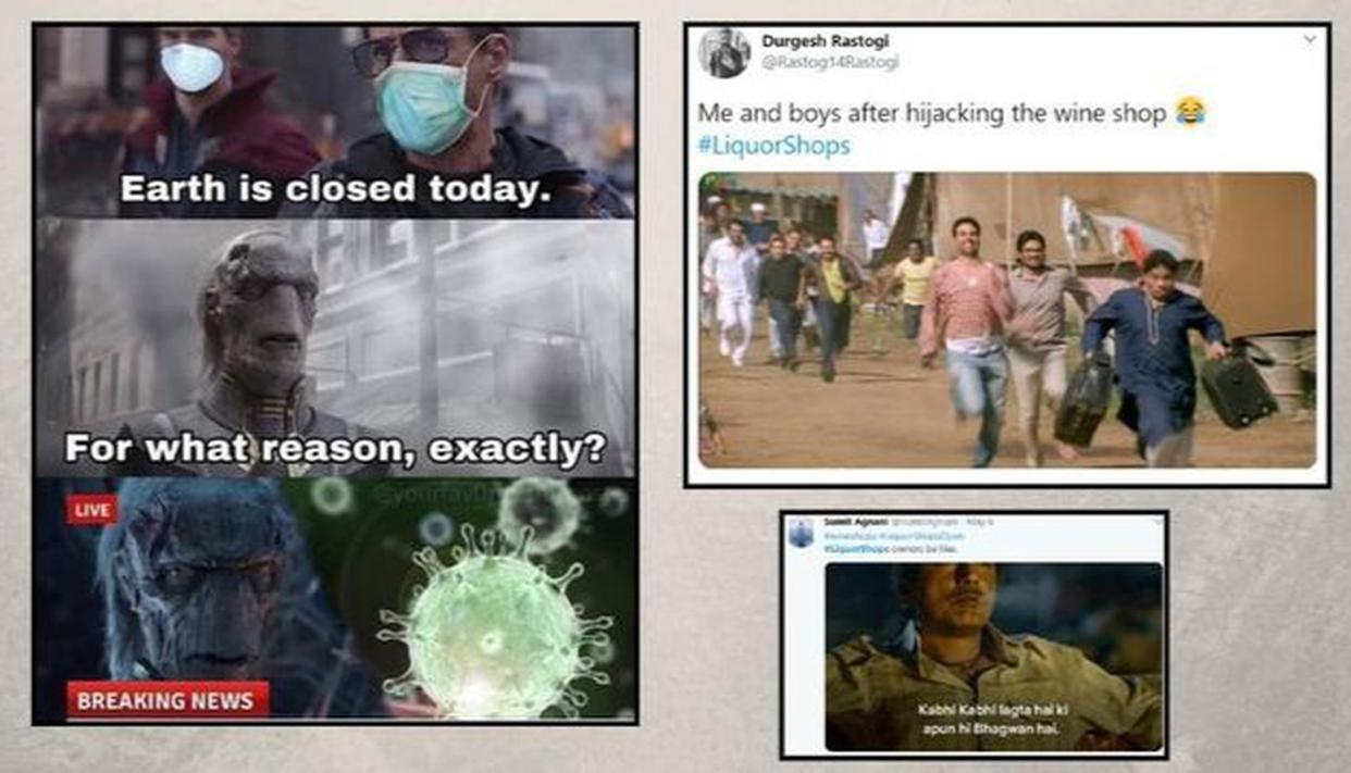 COVID-19 Lockdown: Here's what created 'meme fest' online ...