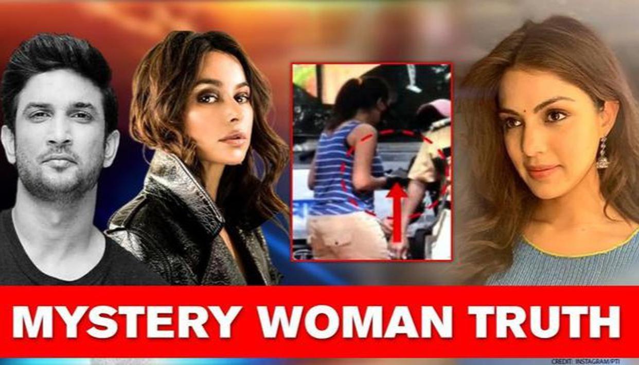 Sushant Singh Rajput death case: Shibani Dandekar reveals the identity of mystery woman - Republic World - Republic World