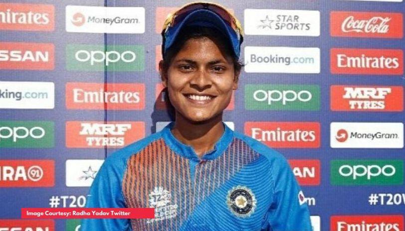 Womens T20 World Cup Radha Yadav