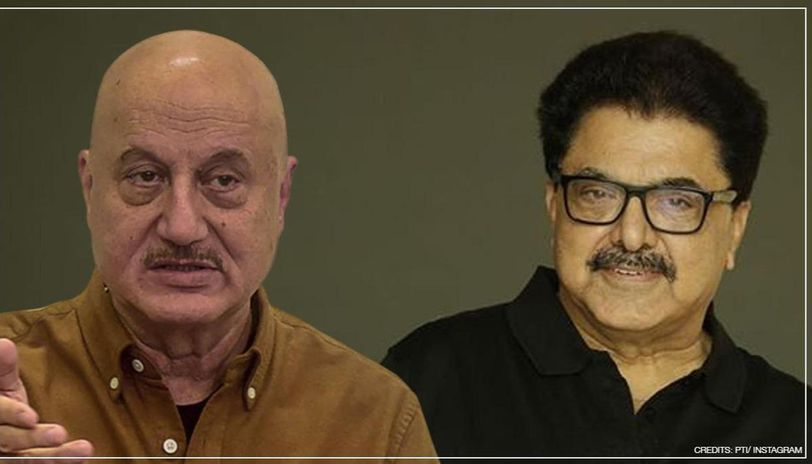Anupam Kher extends birthday wishes to Ashoke Pandit, says 'you are a solid pillar'