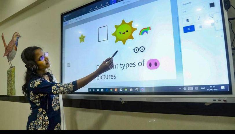 Khaskhabar/ऑनलाइन पढ़ाई:कोविड-19 के दौरान प्राइवेट स्कूलों के लिए फीस