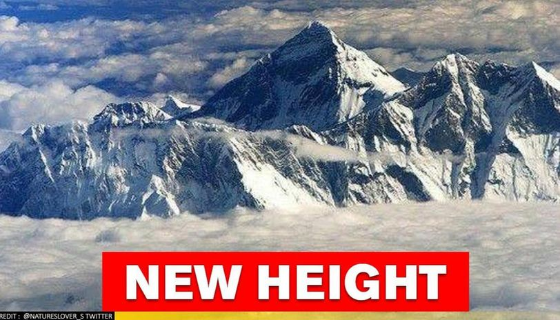 Mount Everest's new height to be revealed by China and Nepal