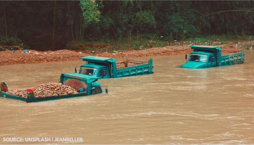 GHMC flood relief