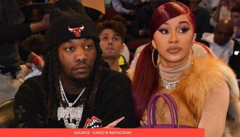 Cardi B And Offset Get Affectionate During Her Birthday Party Spark Patch Up Rumours