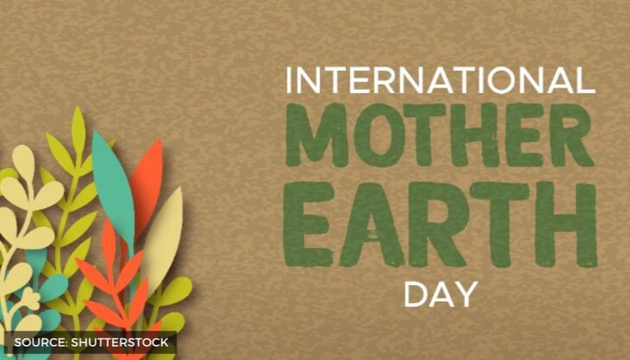 International Mother Earth Day 2020 Theme: Goals Set For Biodiversity &Amp;  Zero-Carbon Future