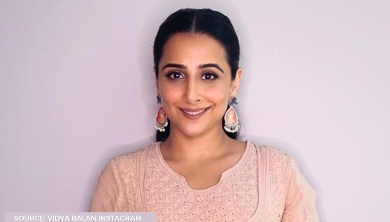 Vidya Balan shares a video of people's reaction as COVID-19 cases surge; Watch - Republic World