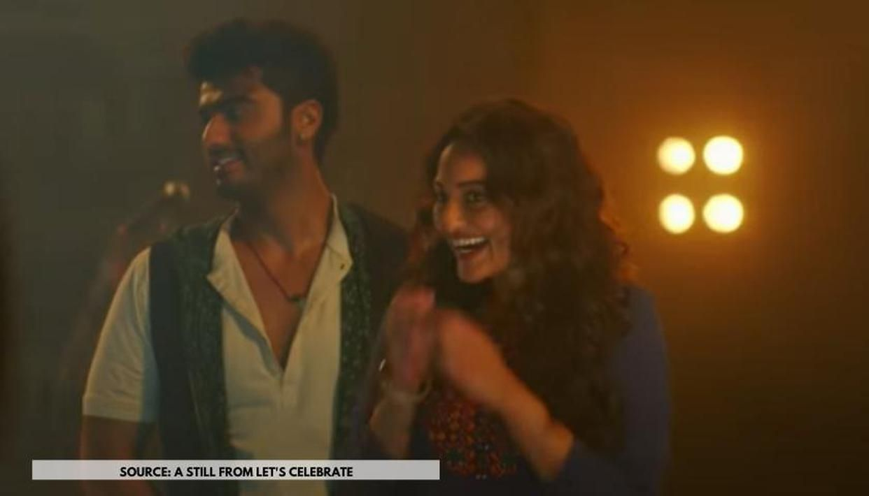Arjun Kapoor starrer 'Tevar': Here's the making of its peppy track 'Let's Celebrate' - Republic World