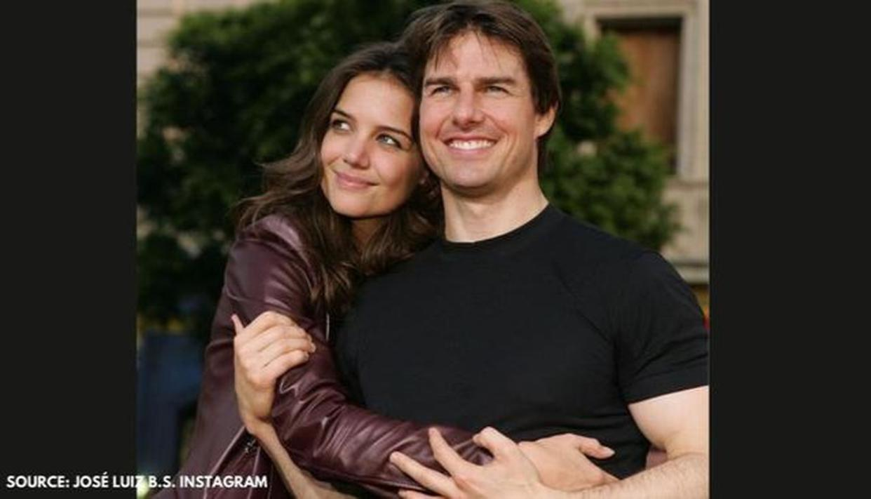 When Tom Cruise jumped on Oprah Winfrey's couch & professed his ...