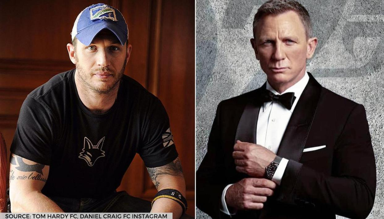 Tom Hardy to replace Daniel Craig as new James Bond: Reports - Republic World
