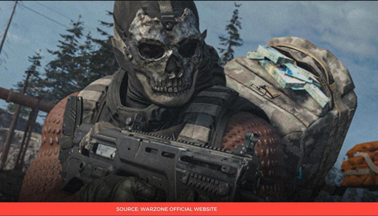 Invisibility glitch in the new warzone season - YouTube