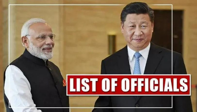 Modi-Xi summit
