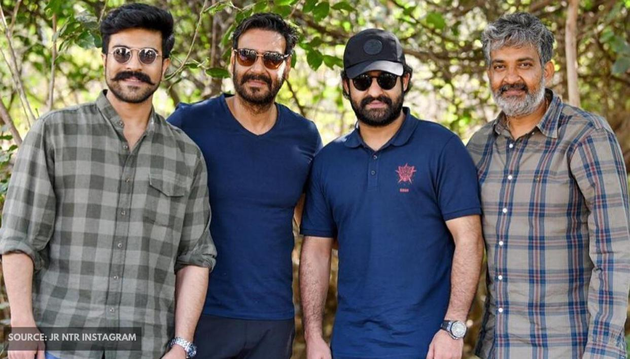 RRR' first look release delayed; Jr NTR addresses fans' disappointment in  an open letter - Republic World