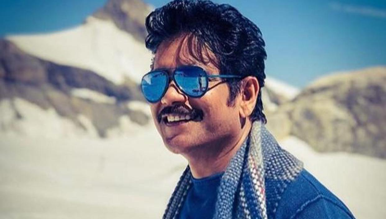 Nagarjuna Akkineni takes to Twitter to rubbish rumours about fire at Annapurna Studios - Republic World