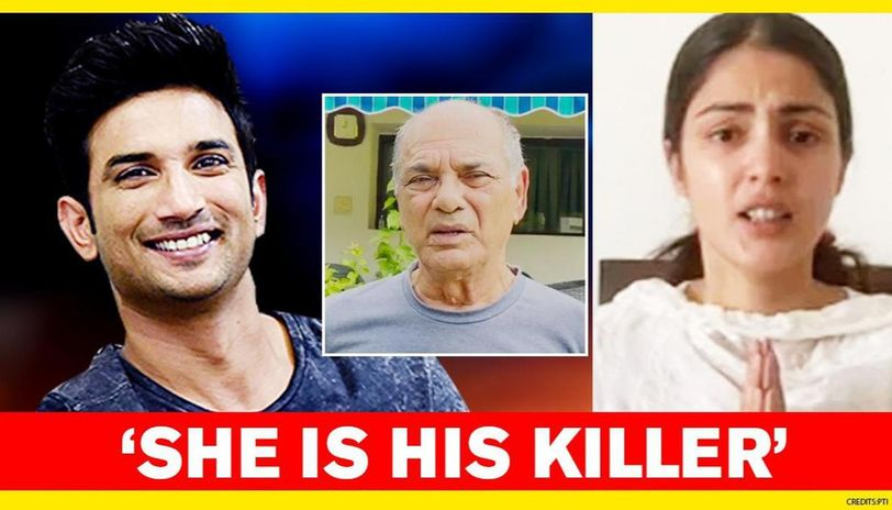 Rhea Had Been Poisoning Sushant For A Long Time Ssr S Father Says She S His Killer Republic World