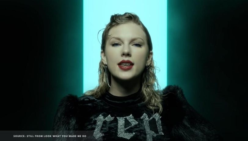 Taylor Swift S Look What You Made Me Do Is Among The Most Expensive Music Videos