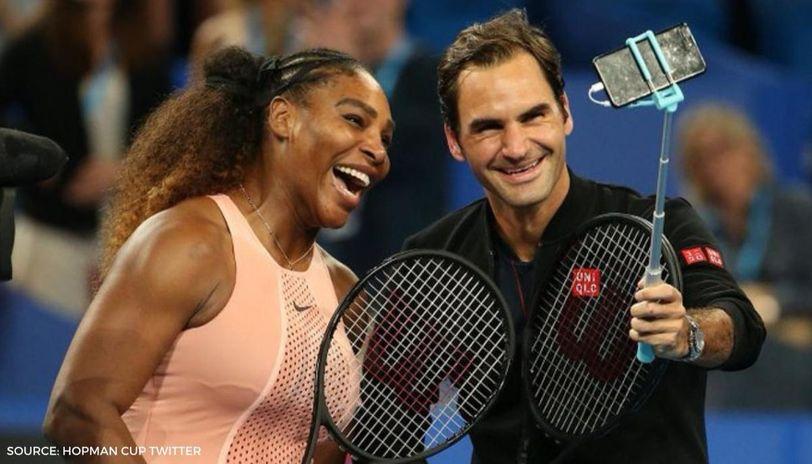 Federer Wawrinka Australian Open 2021
