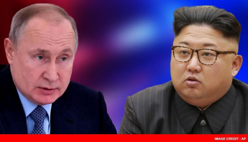 Russian President Putin Honours Kim Jong Un With Commemorative Wwii Medal Republic World