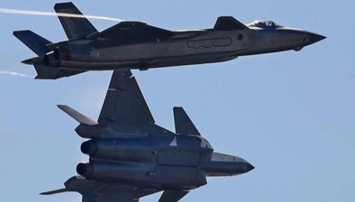 Chinese fighter jets cross median line of the sensitive Taiwan Strait - Republic World