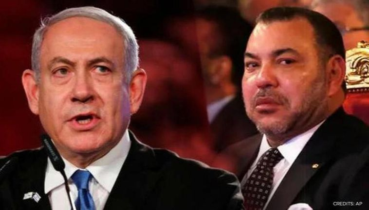 Moroccan King Mohammed VI speaks to Netanyahu for the 1st time since  normalisation of ties
