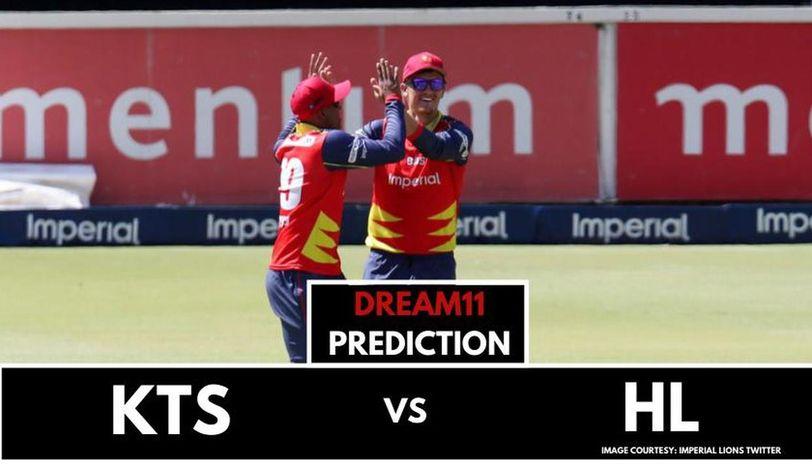 KTS vs HL dream11 prediction