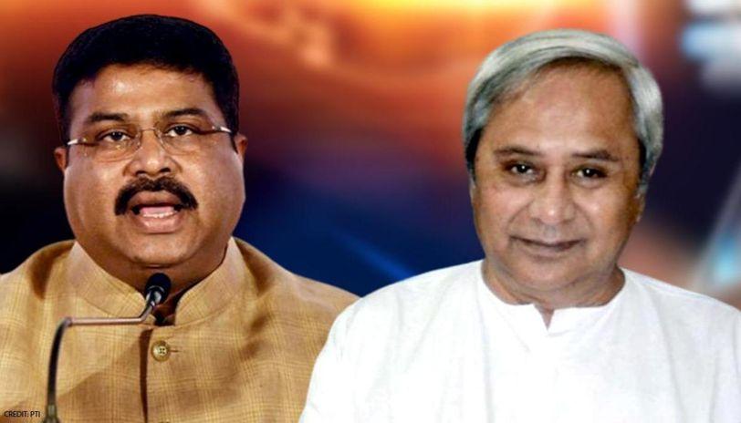 Pradhan writes to Odisha CM,