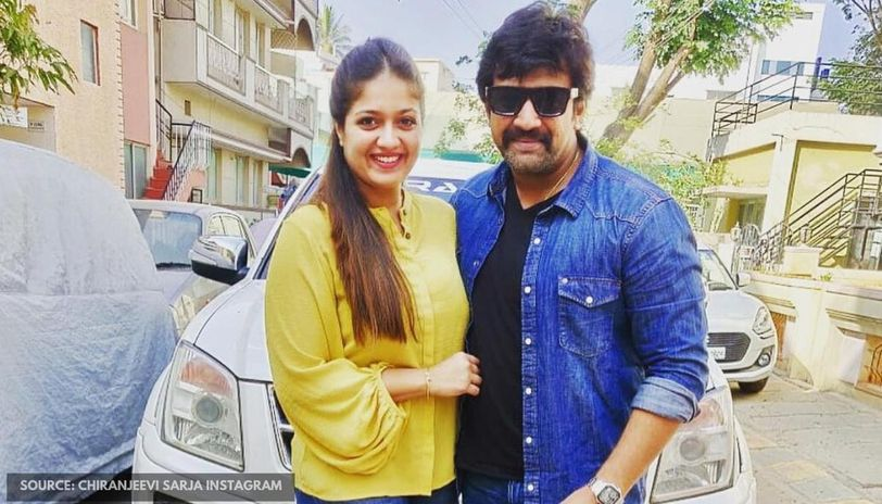 Late Actor Chiranjeevi Sarja S Meghana Raj To Welcome Their First Child Republic World