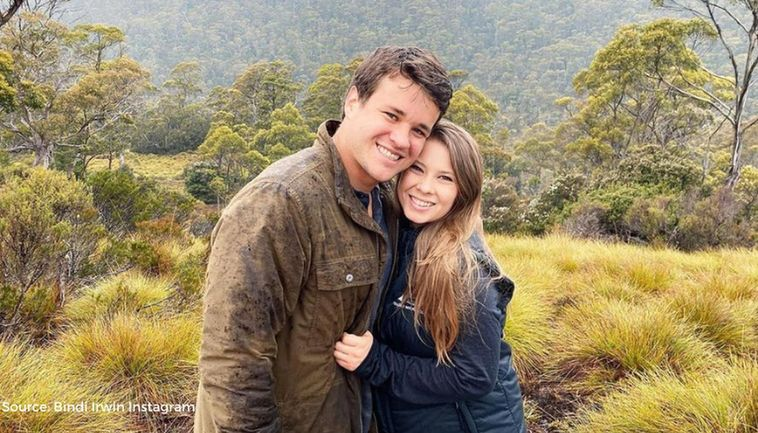 How did Chandler and Bindi Irwin meet? A look back at ...