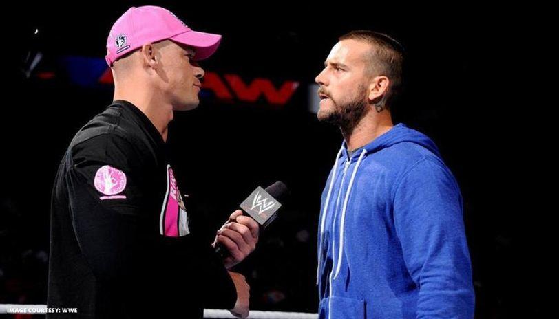CM Punk return