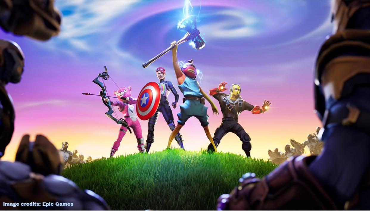 Best Landing Spots In Fortnite Season 4 Top 5 Places On The Map For Loots As was expected, fortnite chapter 2 season 4 has seen a plethora of new content in the form of weapons, characters and pois. best landing spots in fortnite season 4