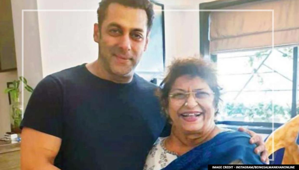 Saroj Khan's daughter Sukaina speaks about Salman Khan, says 'mother kept him in prayer' - Republic World