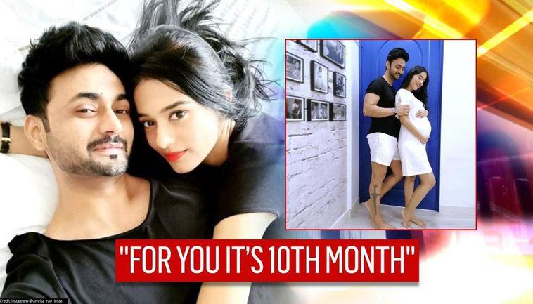 Amrita Rao announces pregnancy on social media in adorable ...