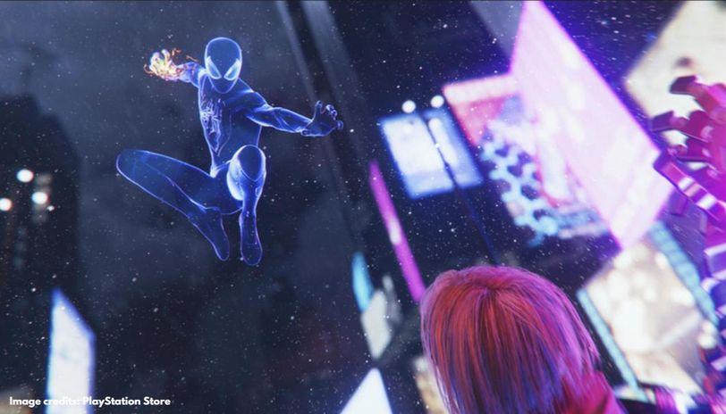 Spiderman: Miles Morales costume