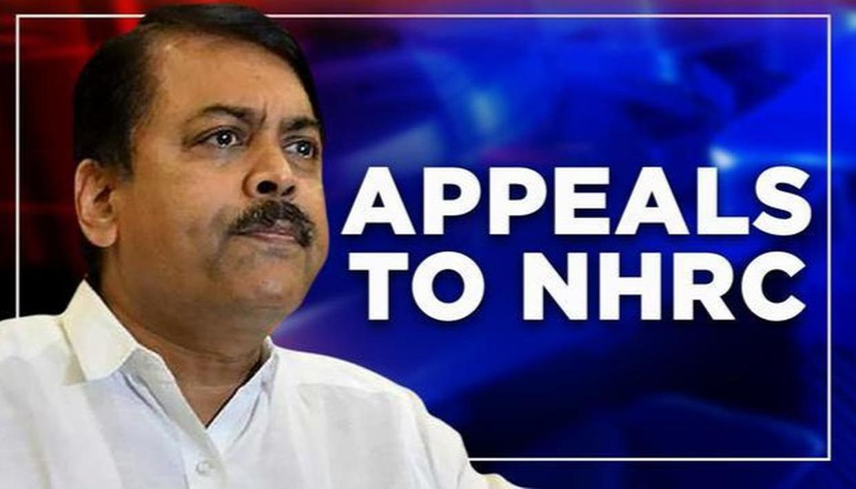 BJP's GVL Narasimha Rao Slams Kerala Govt Over 'Water' Allegation, Appeals To NHRC