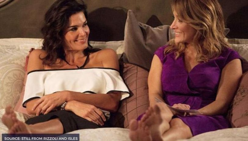 What happened in the last episode of Rizzoli and Isles?