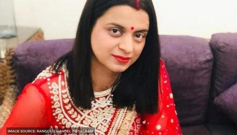 Rangoli Chandel shares her wedding pictures on Twitter ahead of her 10th anniversary