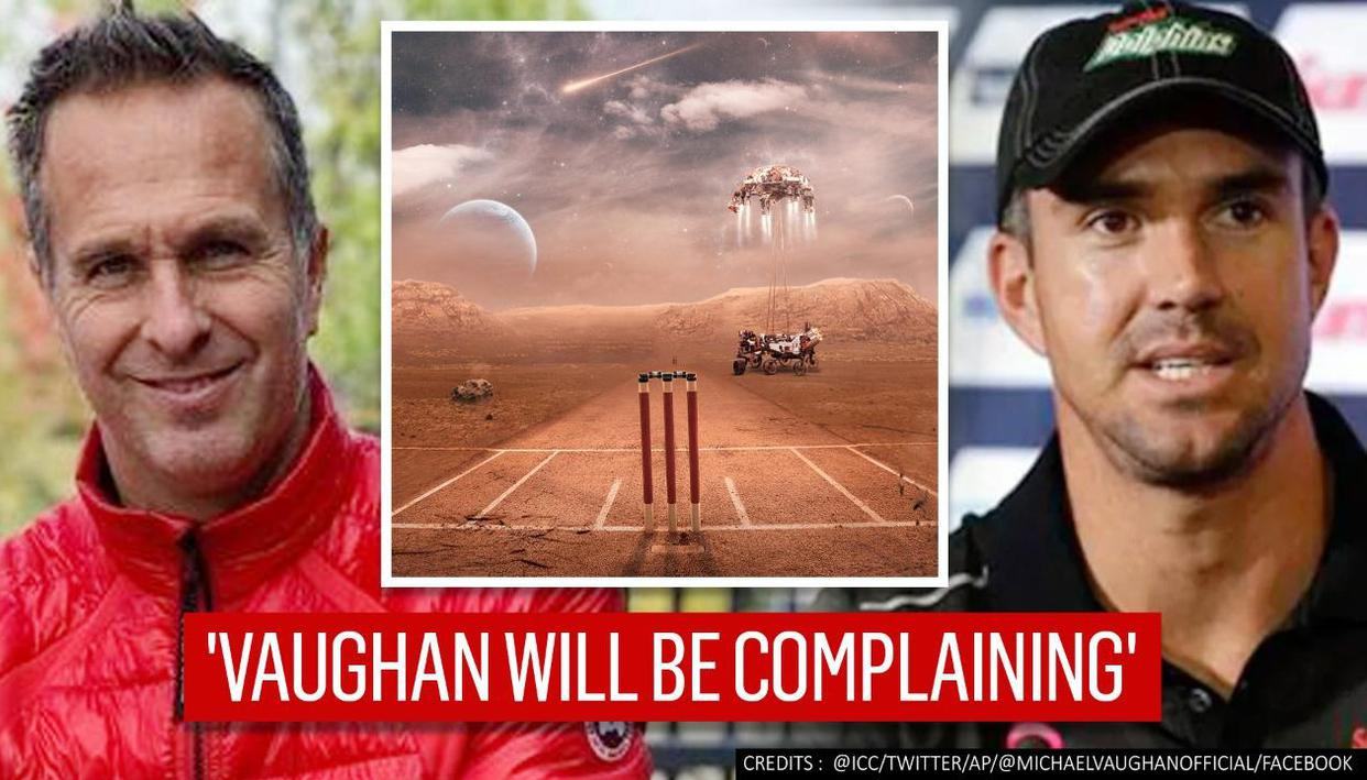 ICC takes cricket to Mars, netizens predict England would whine over the pitch there too - Republic TV