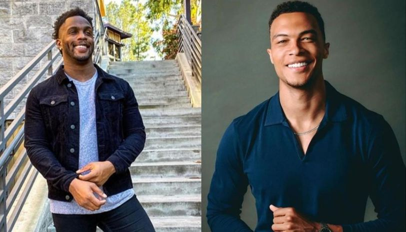 nfl players on the bachelorette