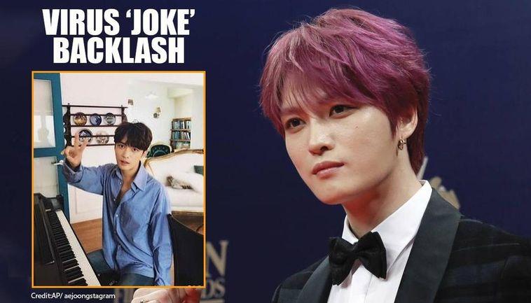 K Pop Star S Insensitive April Fool S Virus Joke On Covid Leaves Netizens Enraged