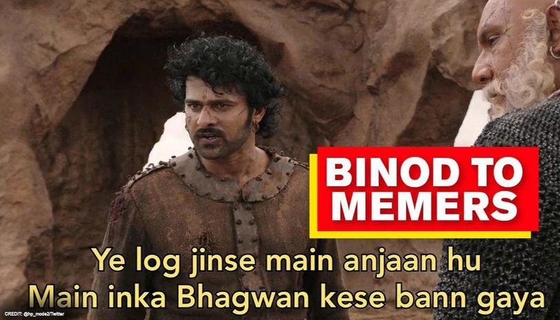 'Binod' memes take internet by storm, check YouTuber Slayy ...