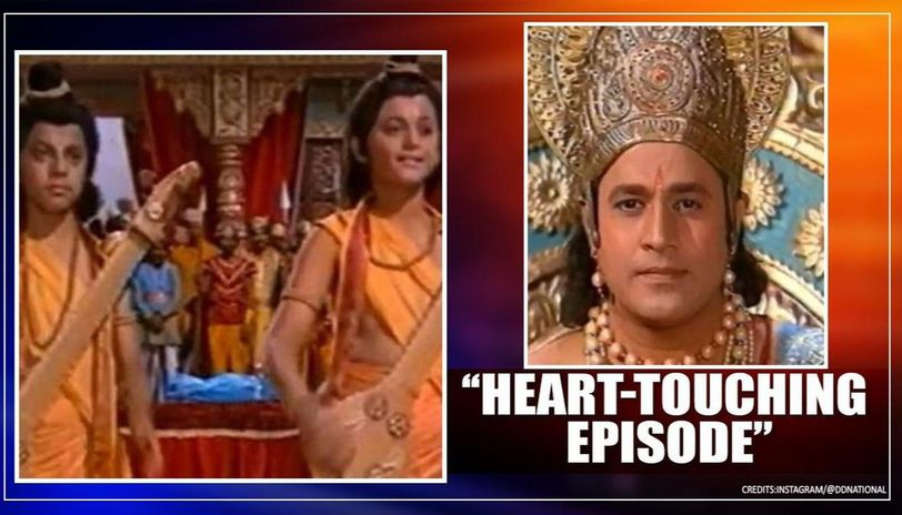 'Uttar Ramayan's latest episode leaves celebs in tears; 'Kush' Swwapnil Joshi reacts too