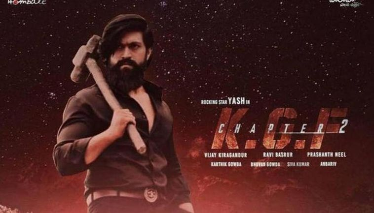 KGF 2 Teaser Reactions LIVE: Yash movie becomes no.1 Twitter trend, creates history on YouTube! Will it break all box-office records?